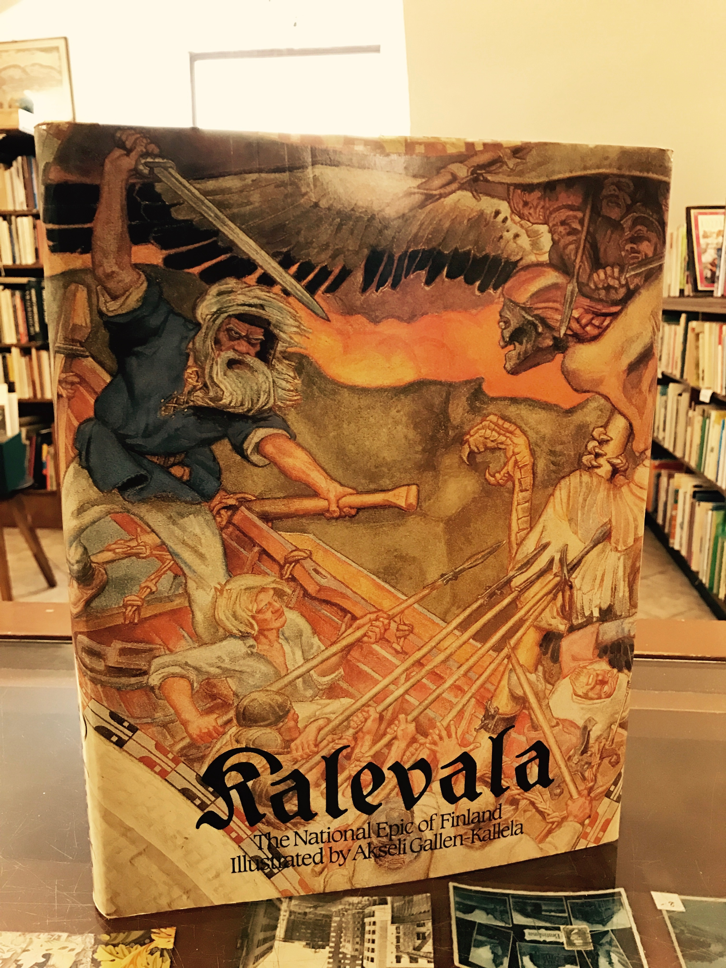 Kalevala. The National Epic of Finland