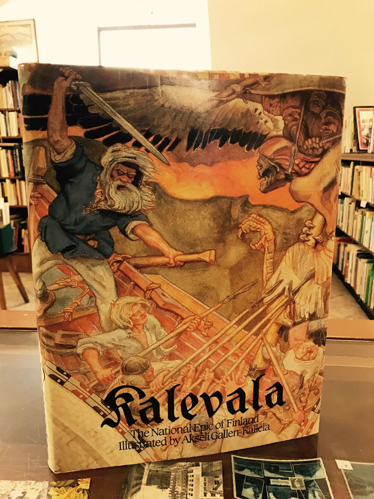Kalevala. The National Epic of Finland File 6.12.16 12 43 16