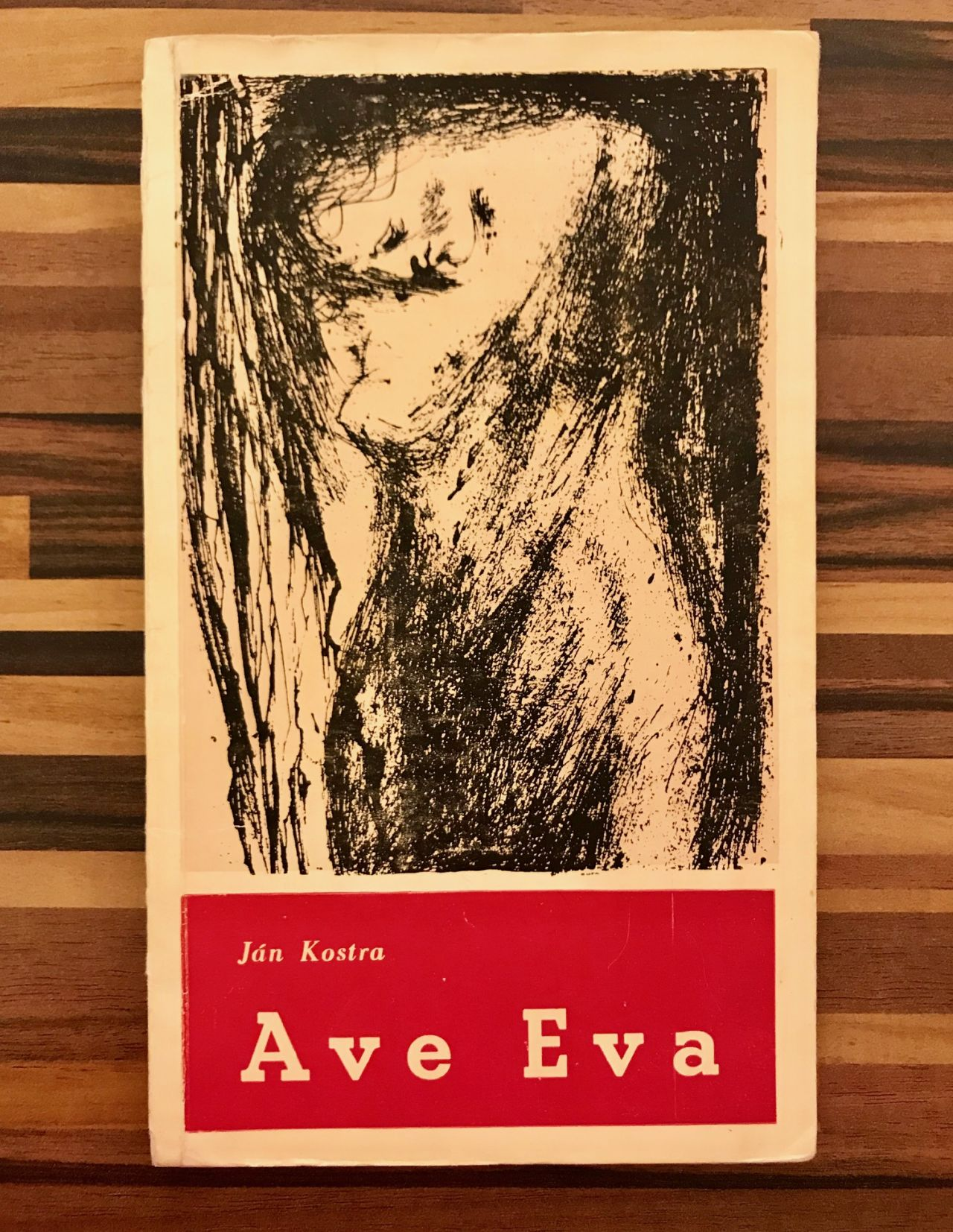 dde9c43de Ave Eva - Poézia - Antikvariat Steiner